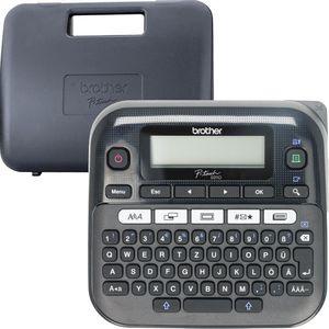 Beschriftungsgerät Brother P-touch D210VP