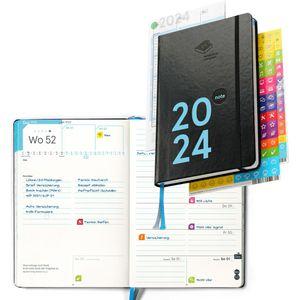 Buchkalender weekview compact note, Jahr 2022
