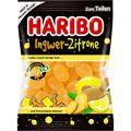 Fruchtgummis Haribo Ingwer-Zitrone