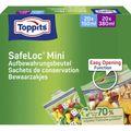 Gefrierbeutel Toppits SafeLoc Mini