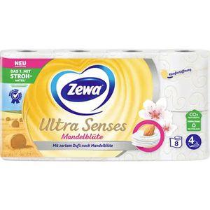 Toilettenpapier Zewa Deluxe Mandelmilch