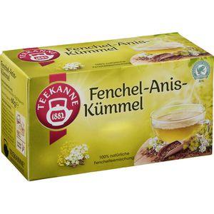 Tee Teekanne Fenchel Anis-Kümmel
