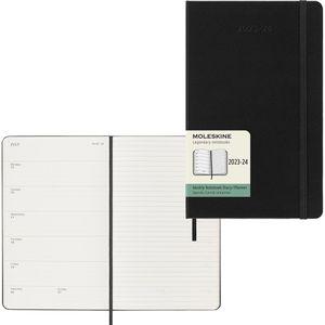 Buchkalender Moleskine 606907 Large Jahr 2020/2021