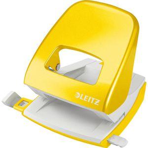 Locher Leitz 5008-10-16 NeXXt WOW, gelb metallic