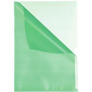Sichthüllen Leitz 4000-00-55, grün, A4