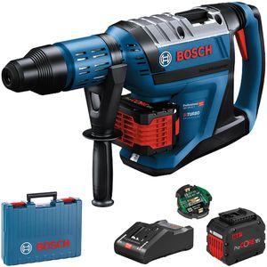 Bohrhammer Bosch GBH 18V-45 C Biturbo, SDS Max