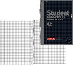 Collegeblock Brunnen Student 1067928190, A4