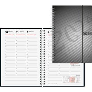 Buchkalender Rido-Ide 7021102902 futura2 Jahr 2022