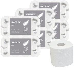 Toilettenpapier Katrin Plus Toilet 150, 13241