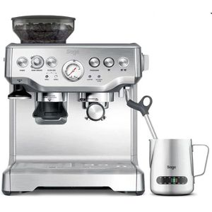 Espressomaschine Sage The Barista Express SES875BS