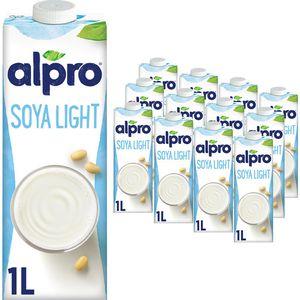 Sojadrink alpro SOYA light