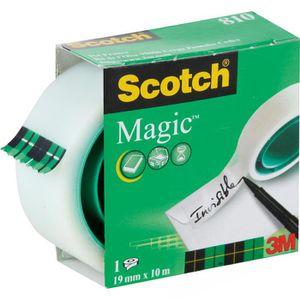 Klebeband Scotch Magic Tape 810, 19mm x 10m