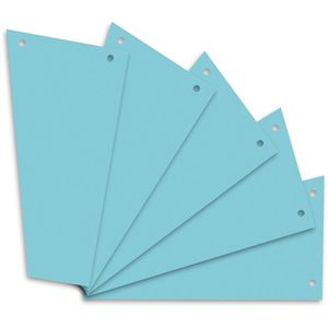 Trennstreifen Herlitz 10836526, Trapez, blau