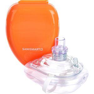 Beatmungsmaske Sanismart CPR Orange Set