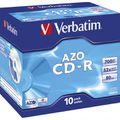CD Verbatim 43327, 700MB, 52-fach
