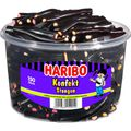 Lakritz Haribo Konfekt-Stangen, 150 Stück