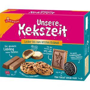 Kekse Griesson Unsere Kekszeit