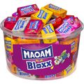 Kaubonbons Maoam Würfel Bloxx, 50 Stück