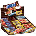 Schokoriegel Mars-Chocolate Topseller-Box, 3584g