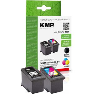 Tinte KMP C95V für Canon PG-540 + CL-541