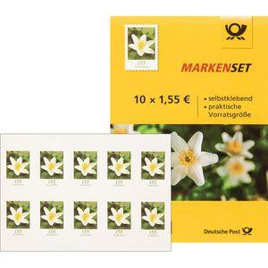 Briefmarke DeutschePost Markenset, Großbrief