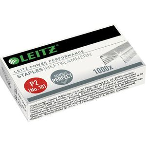 Heftklammern Leitz 5577-00-00, No.10, P2, verzinkt