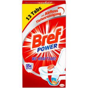 WC-Reiniger Bref Power 6x Effekt WC-Krafttabs
