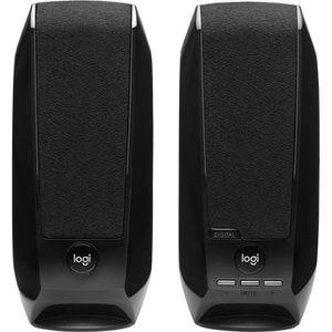 Lautsprecher Logitech S150, schwarz