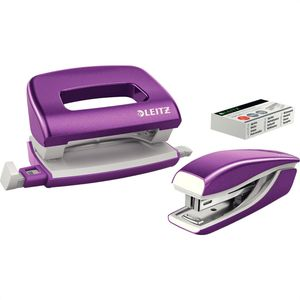 Locher Leitz 5561-20-62, NeXXt WOW Mini, Set