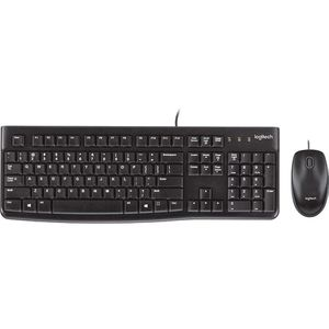 Tastatur Logitech Desktop MK120