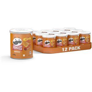 Chips Pringles Sweet Paprika