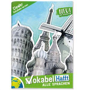Vokabelheft Häfft Universal 2156-5, A5