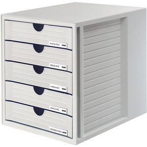 Schubladenbox Han 1450-11, Systembox, A4