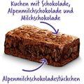 Zusatzbild Kuchen Milka Choco Brownie