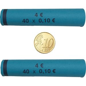 Münzhülsen Betec 3705, für Rollgeld