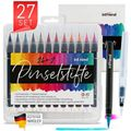 Brush-Pen Intrend Pinselstifte 24+2
