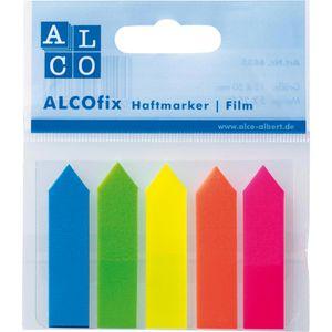 Haftmarker Alco 6835, fix Film, transparent