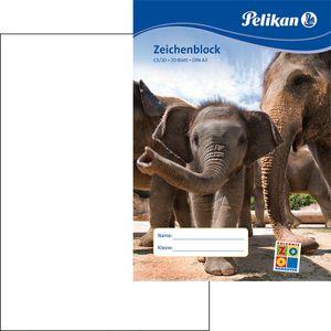 Zeichenblock Pelikan 224840, C3/20, A3