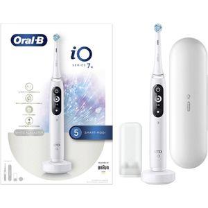 Elektrische-Zahnbürste Oral-B iO 7N White