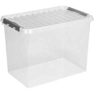 Aufbewahrungsbox Sunware Q-Line Box 83600609, 72L