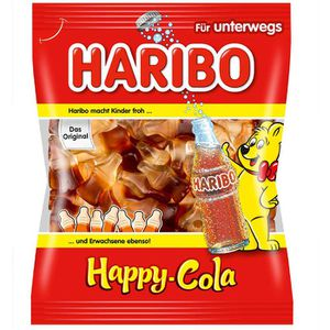 Fruchtgummis Haribo Happy-Cola