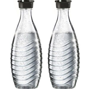 Karaffe Sodastream Glaskaraffe, Duopack