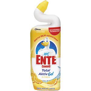 WC-Reiniger WC-Ente Total Activ Gel Citrus