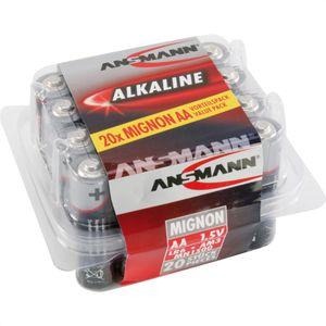 Batterien Ansmann Alkaline Red, AA