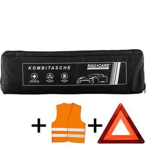 Erste-Hilfe-Tasche RAU-Autozubehör Kombi 3in1
