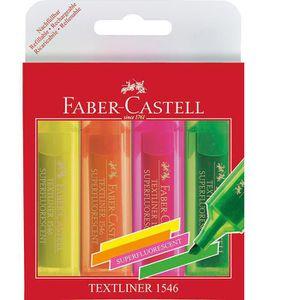 Textmarker Faber-Castell Textliner, 154604
