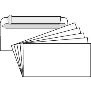 Briefumschläge Mailmedia DIN lang, weiß