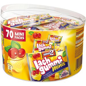 Fruchtgummis Nimm2 Lachgummi Minis