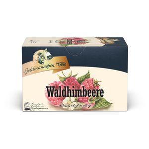 Tee Goldmännchen Waldhimbeere