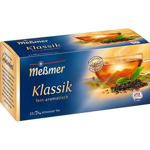 Tee Meßmer Klassik, Schwarzer Tee